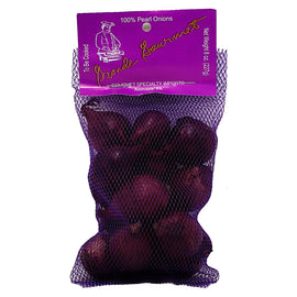 Pearl Onions Red(10 OZ) - 1 bag each