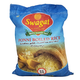 Swagat Ponni Boiled Rice(20 LB)