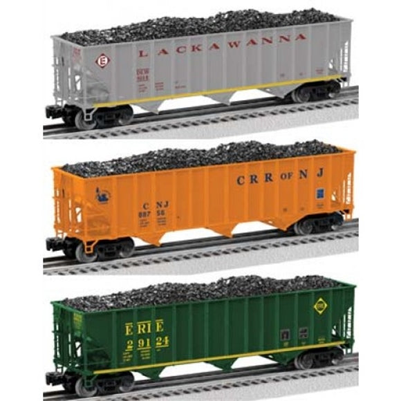 Lionel # 17779 NS Heritage 3 Bay Open Hopper