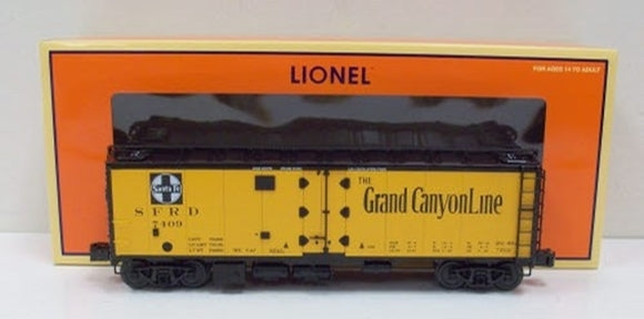 Lionel # 52500 TCA Conventon Car ATSF Grand Canyon Reefer