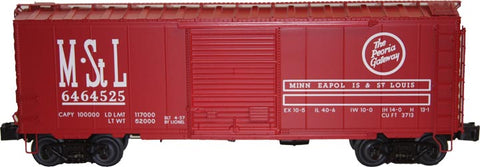 Lionel # 29263 Minneapolis & St. Louis BoxCar