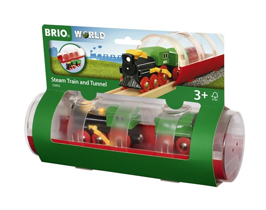 Brio # 33892 Travel Train & Tunnel