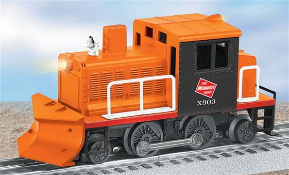 Lionel # 28413 Milwaukee Road Snowplow # x903