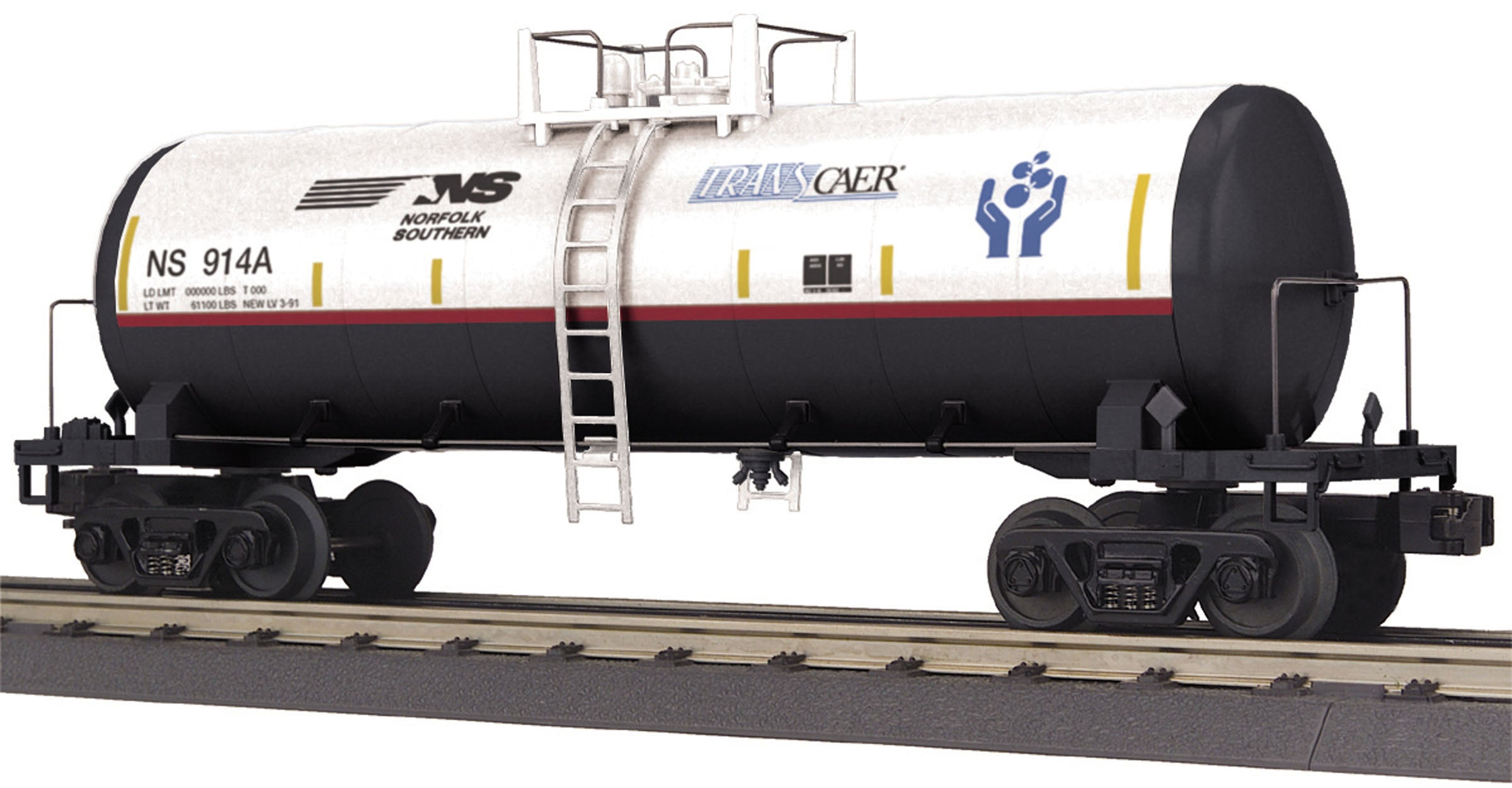 MTH # 30-73461 Norfolk Southern Tank Car