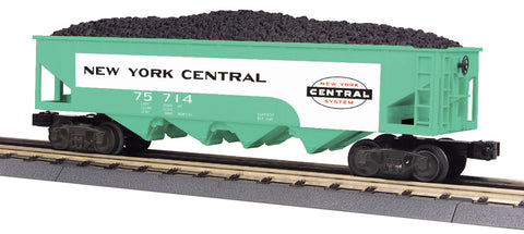MTH # 30-75470 NYC 4-Bay Hopper Car