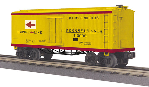 MTH # 30-78210 Pennsylvania 19th Century Reefer Car