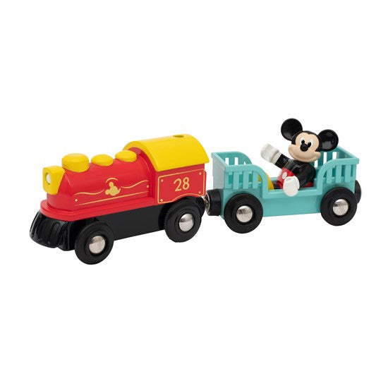 Brio # 32265 Mickey Mouse Train