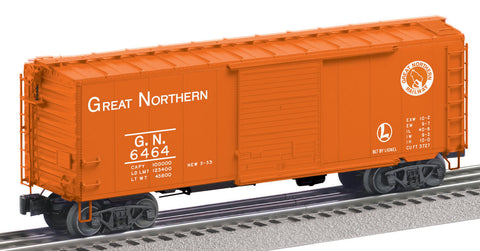 Lionel # 27285 Great Northern Scale BoxCar