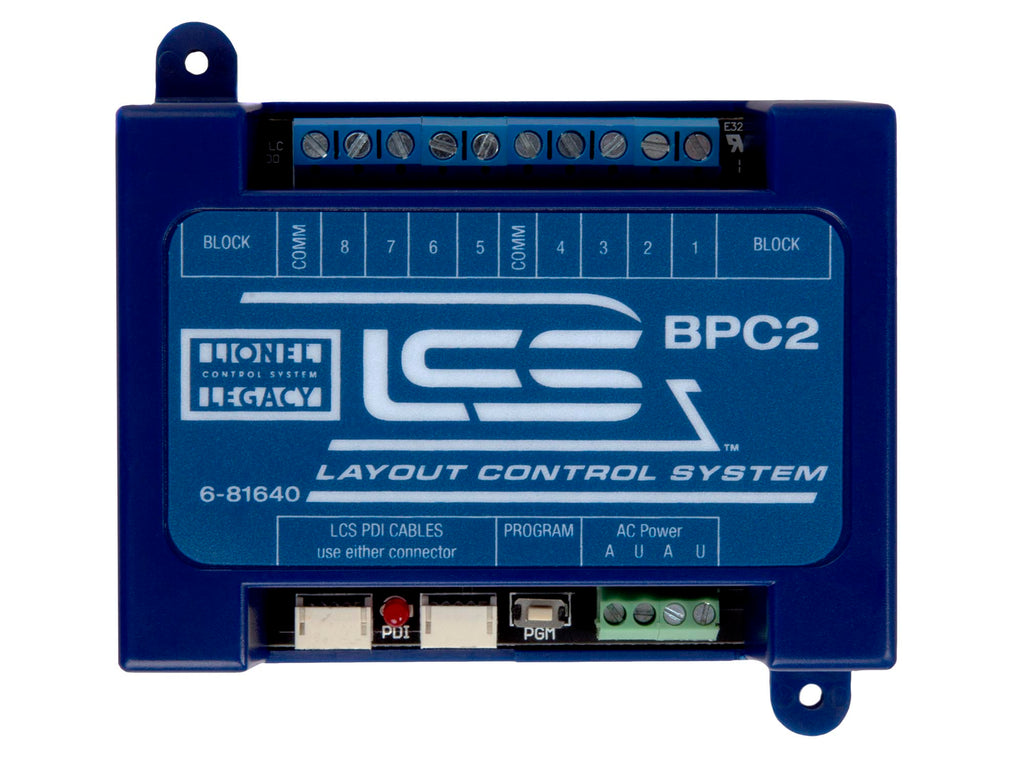 Lionel # 81640 LCS Block Power Controller2 ( BPC2 )