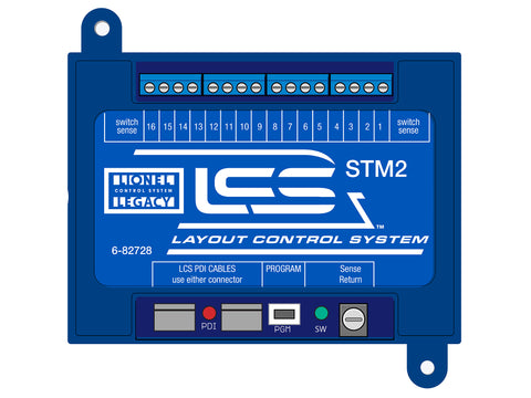 Lionel # 82728 LCS Switch Throw Monitor (STM2)