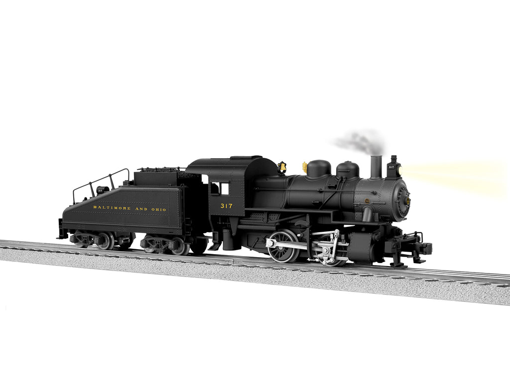 Lionel # 82975 Baltimore & Ohio LionChief Plus A5 0-4-0 Steam Locomotive