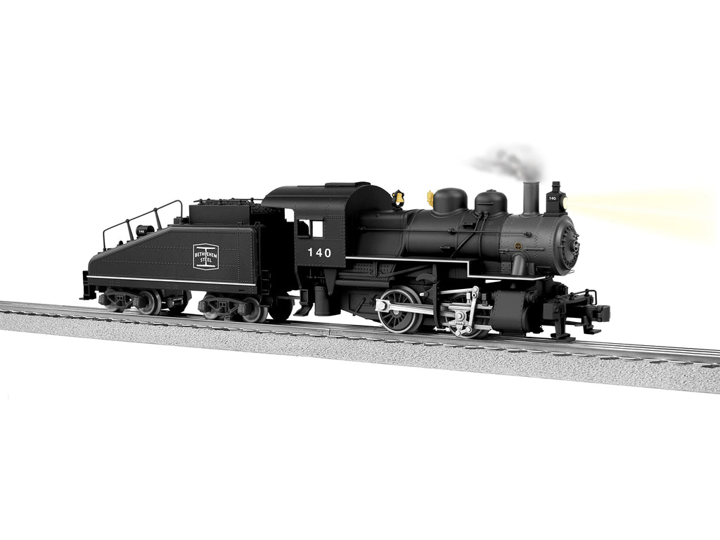 Lionel # 82976 Bethlehem Steel LionChief Plus A5 0-4-0 Steam Locomotive