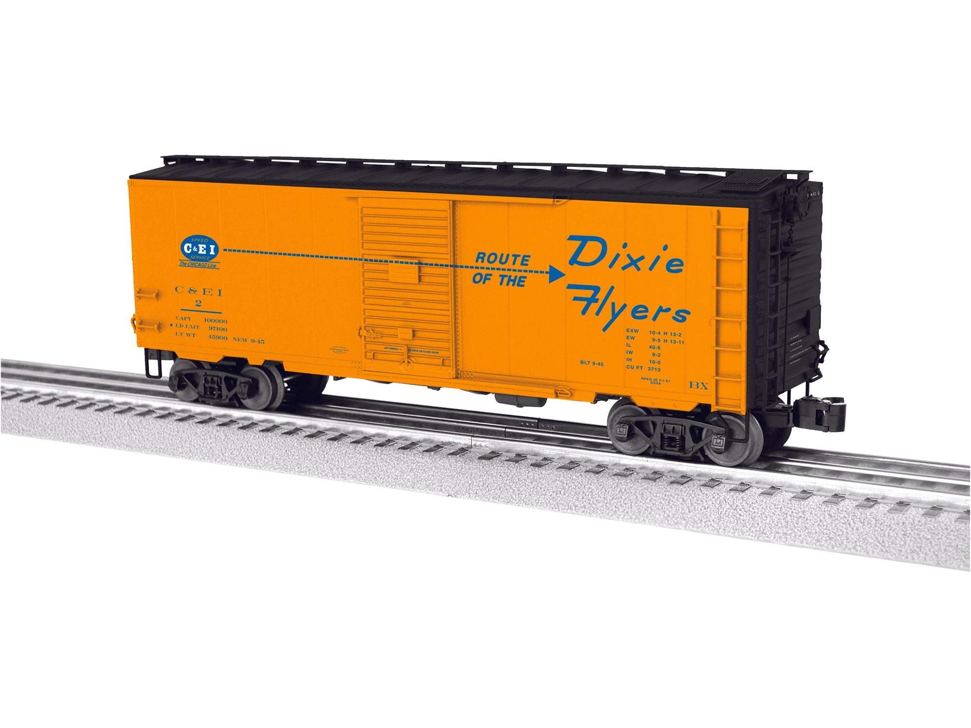 Lionel # 83563 Chicago & Eastern Illinois PS -1Express BoxCar