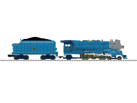 Lionel # 84680 New Jersey Central LionChief Plus 4-6-2 Pacific # 832