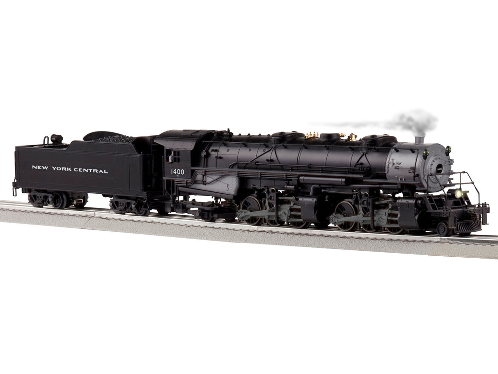 Lionel # 85182 New York Central Legacy 2-6-6-2 # 1400 Steam Engine