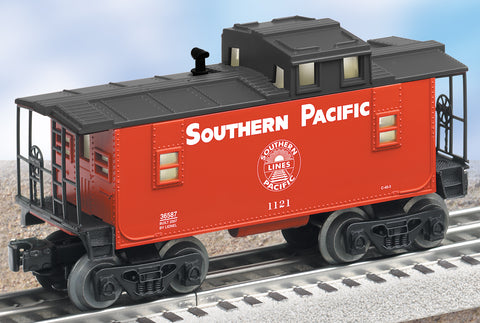 Lionel # 36587 Souther Pacific Caboose