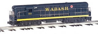 Williams By Bachmann # 21113 Wabash FM Trainmaster Locomotive