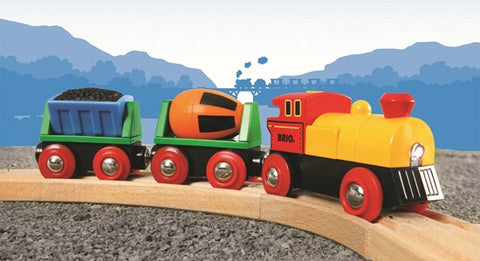 Brio # 33319 Battery Operated Action Train