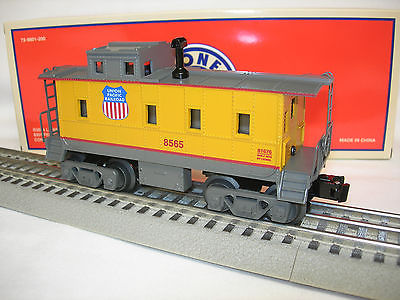 Lionel # 81676 UP Square Window Caboose # 8565