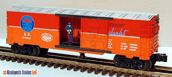 Lionel # 52170 CLRC Southern Pacific Daylight Operating Boxcar