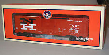 Lionel # 37087 New Haven Walking Brakeman Boxcar