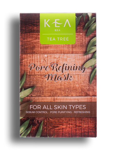 Kea Pore Refining Mask - with Tea Tree Oil