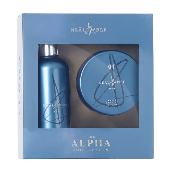 Neal and Wolf Alpha Gift Set