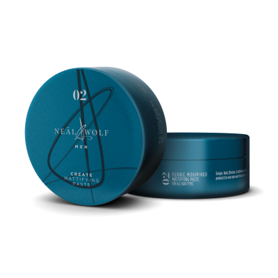 Neal and Wolf Mens range number 2 wax (mattifying paste)