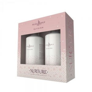 Neal and Wolf Nurture gift set (hand and body lotion and hand soap)