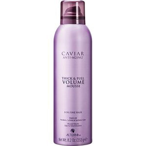 Alterna Caviar Volume mousse