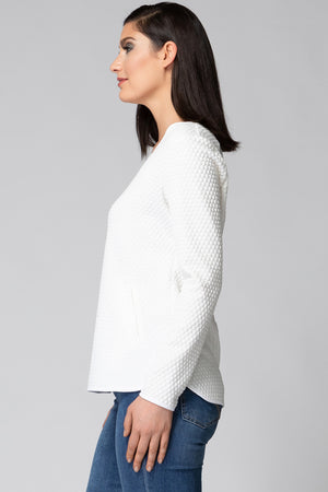 Joseph Ribkoff White Top