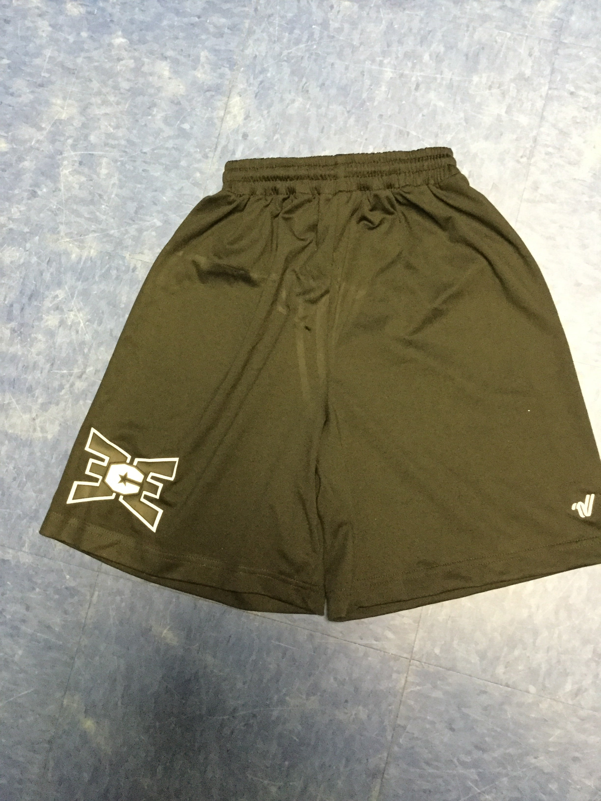 Shorts Boys with Black Logo
