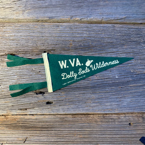 Dolly Sods Wilderness Mini Pennant