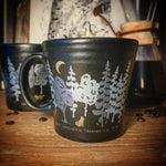 Forest Night Fiesta Mug