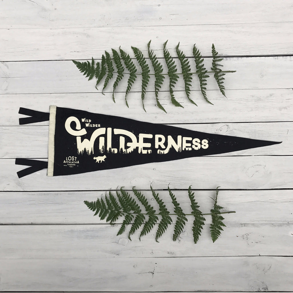 Wilderness Pennant