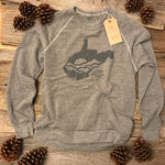 WV Sunrise Crew Sweatshirt
