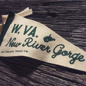 New River Gorge Pennant