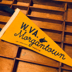 Morgantown WV Mini Pennant