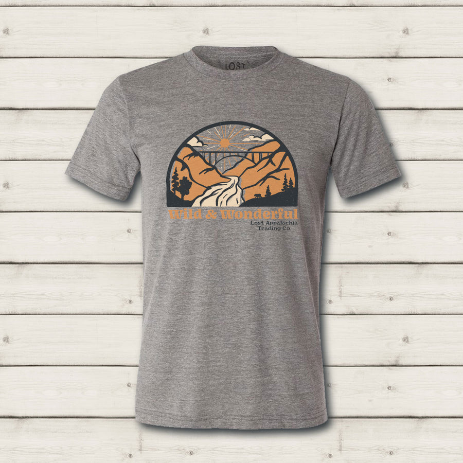New River Gorge Tee