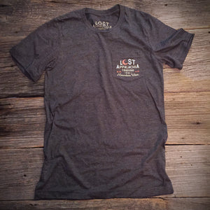 Get Lost Pocket Tee