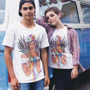 Outdoor graphic t shirts