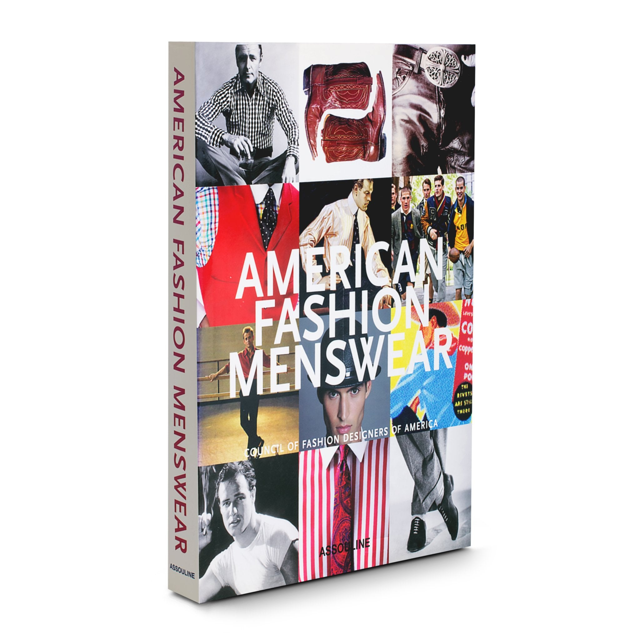 American Fashion Menswear - Assouline