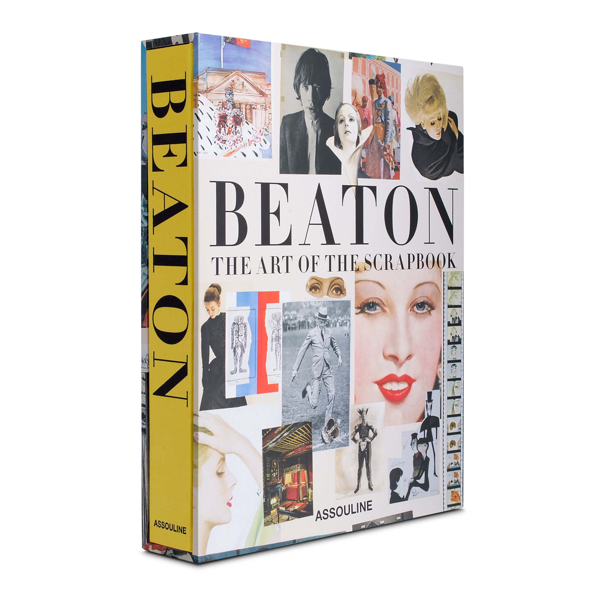 Assouline Books Cecil Beaton: The Art of the Scrapbook