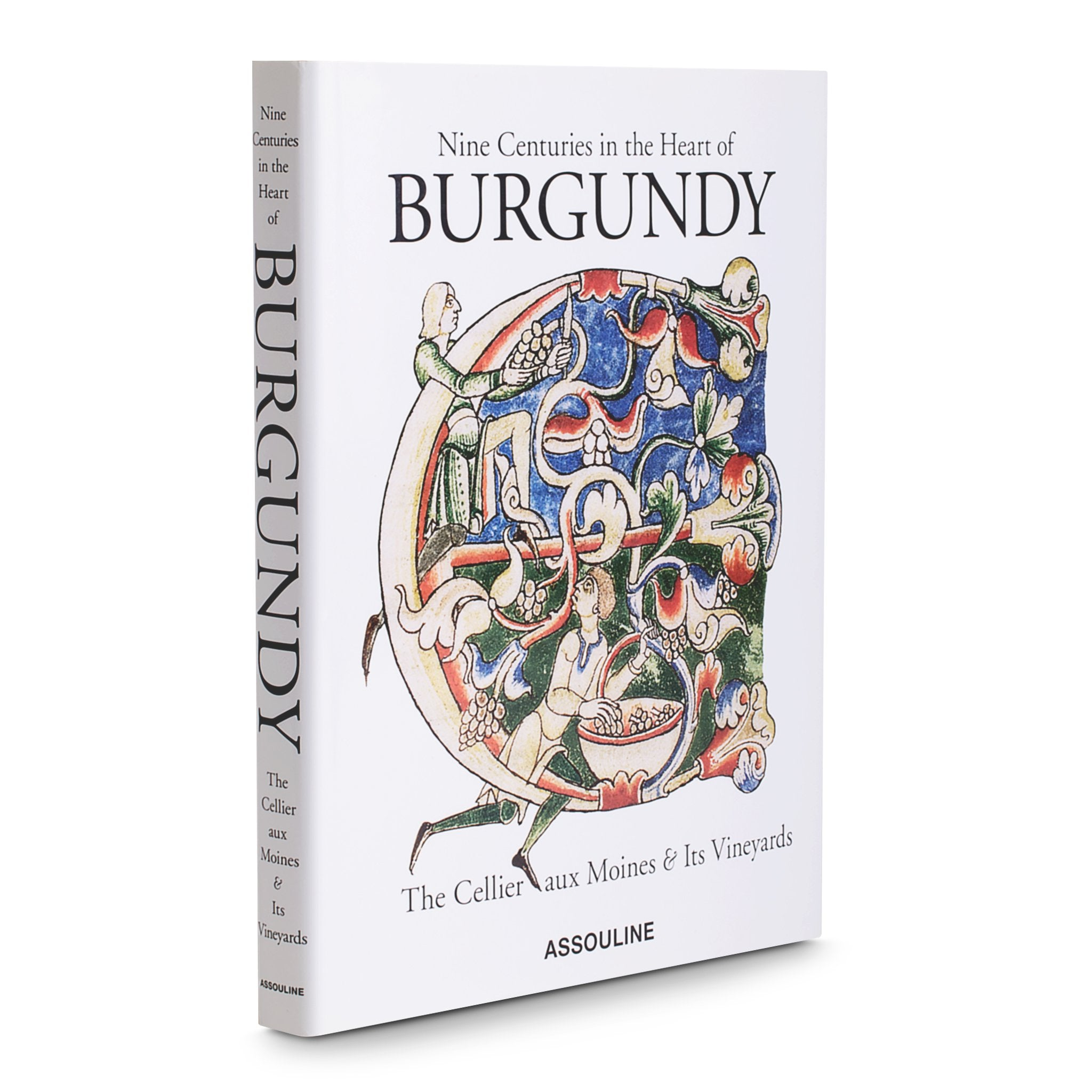 Nine Centuries in the Heart of Burgundy - Assouline