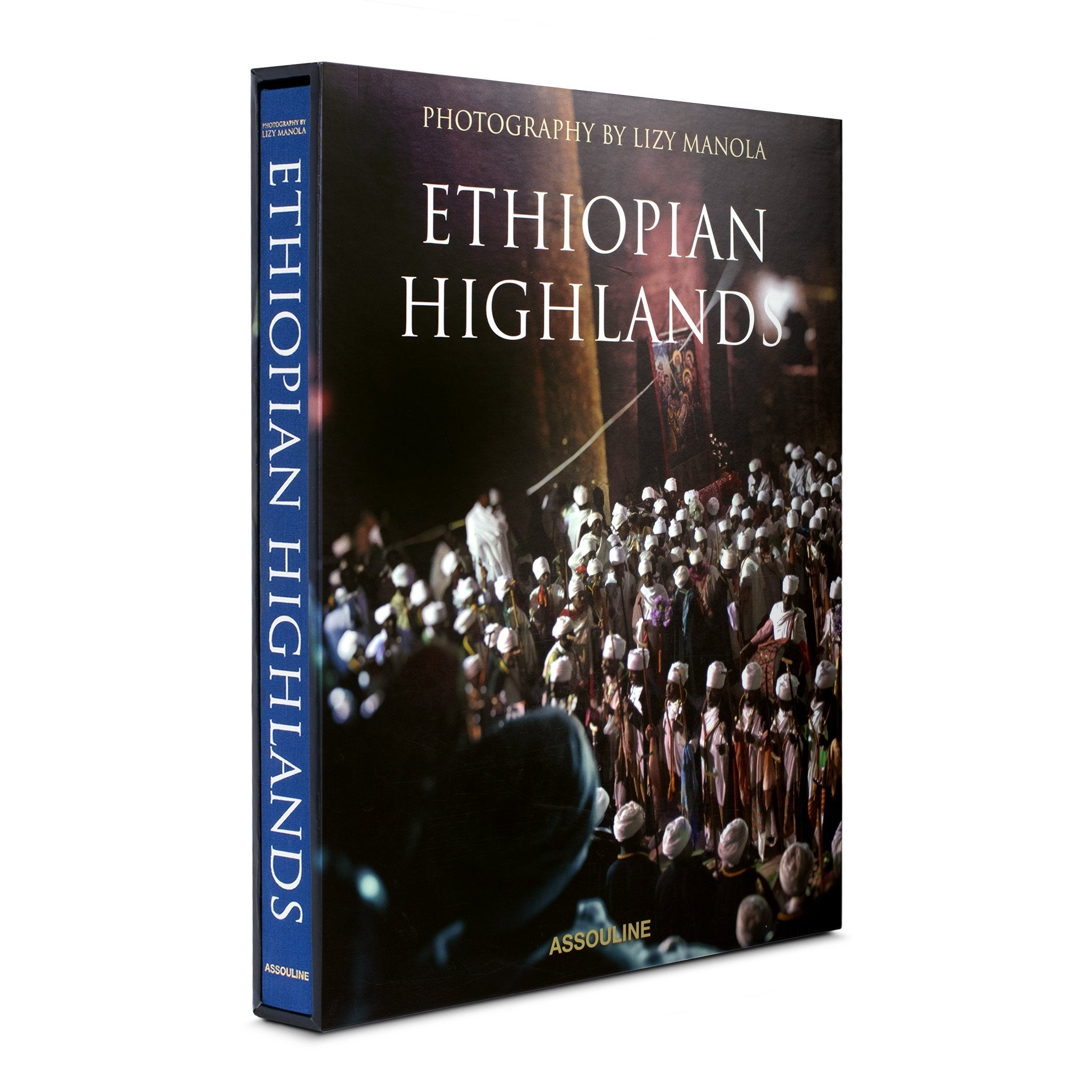 Assouline Books Ethiopian Highlands