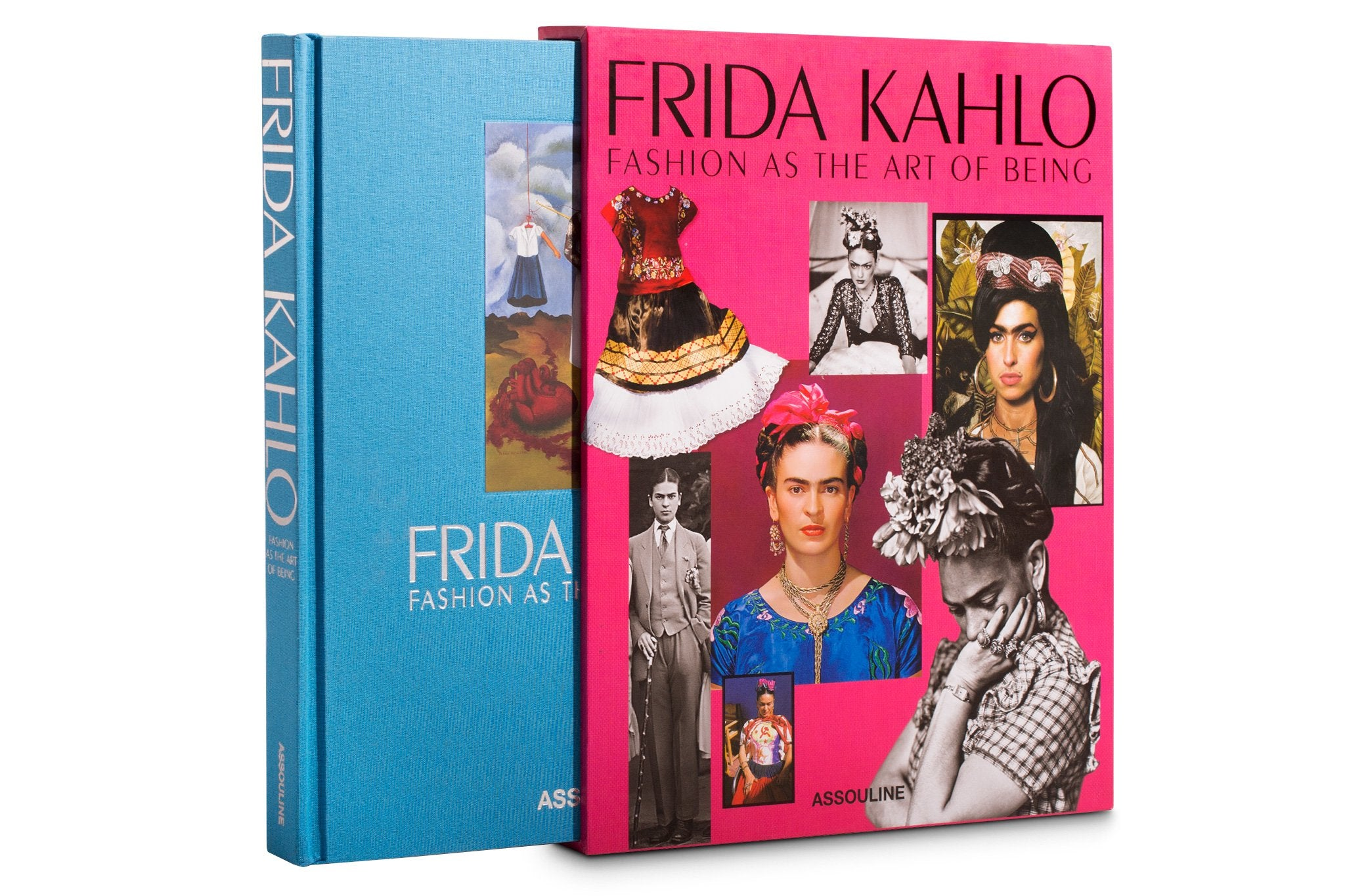 Frida Kahlo: Fashion as the Art of Being - Assouline