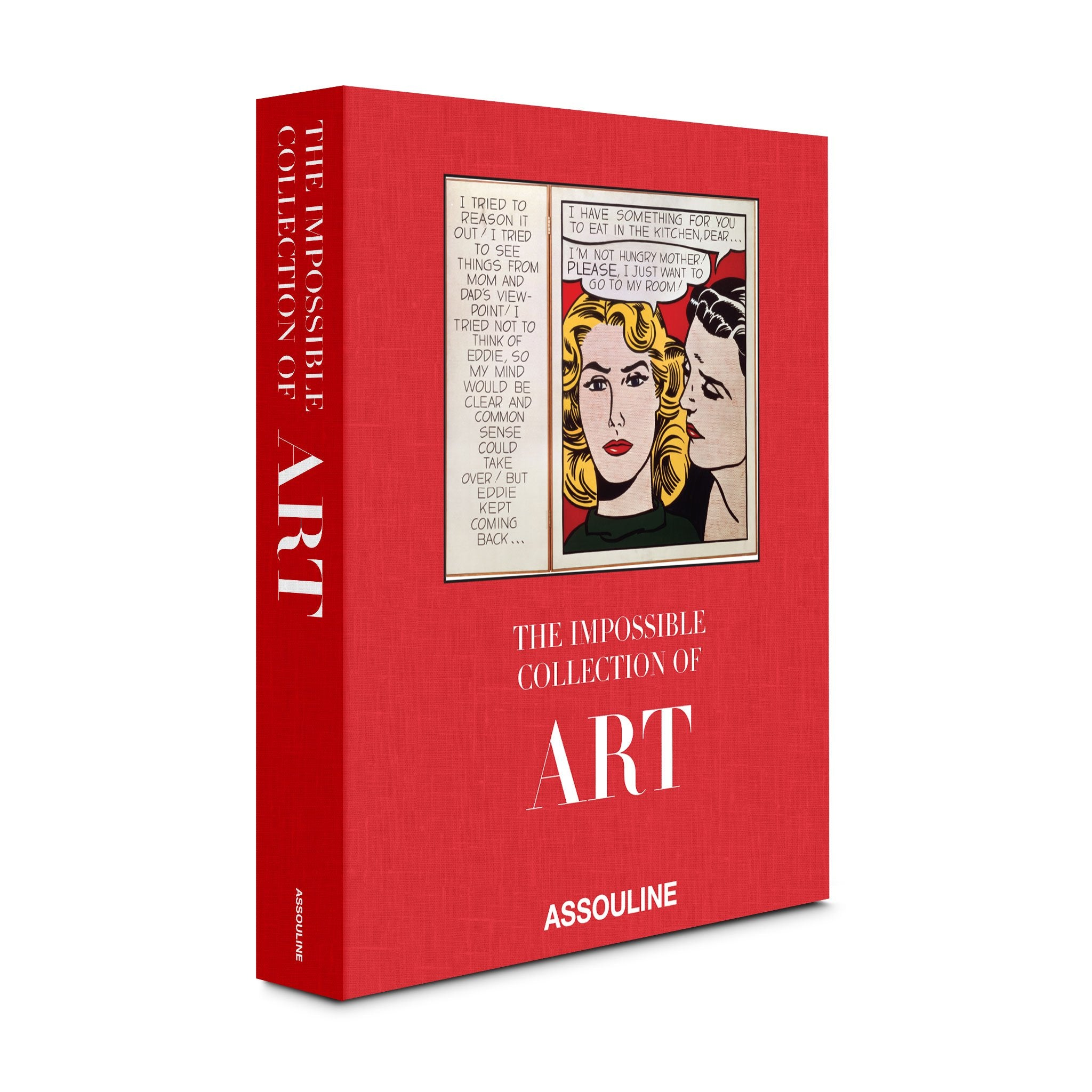 The Impossible Collection of Art - Assouline