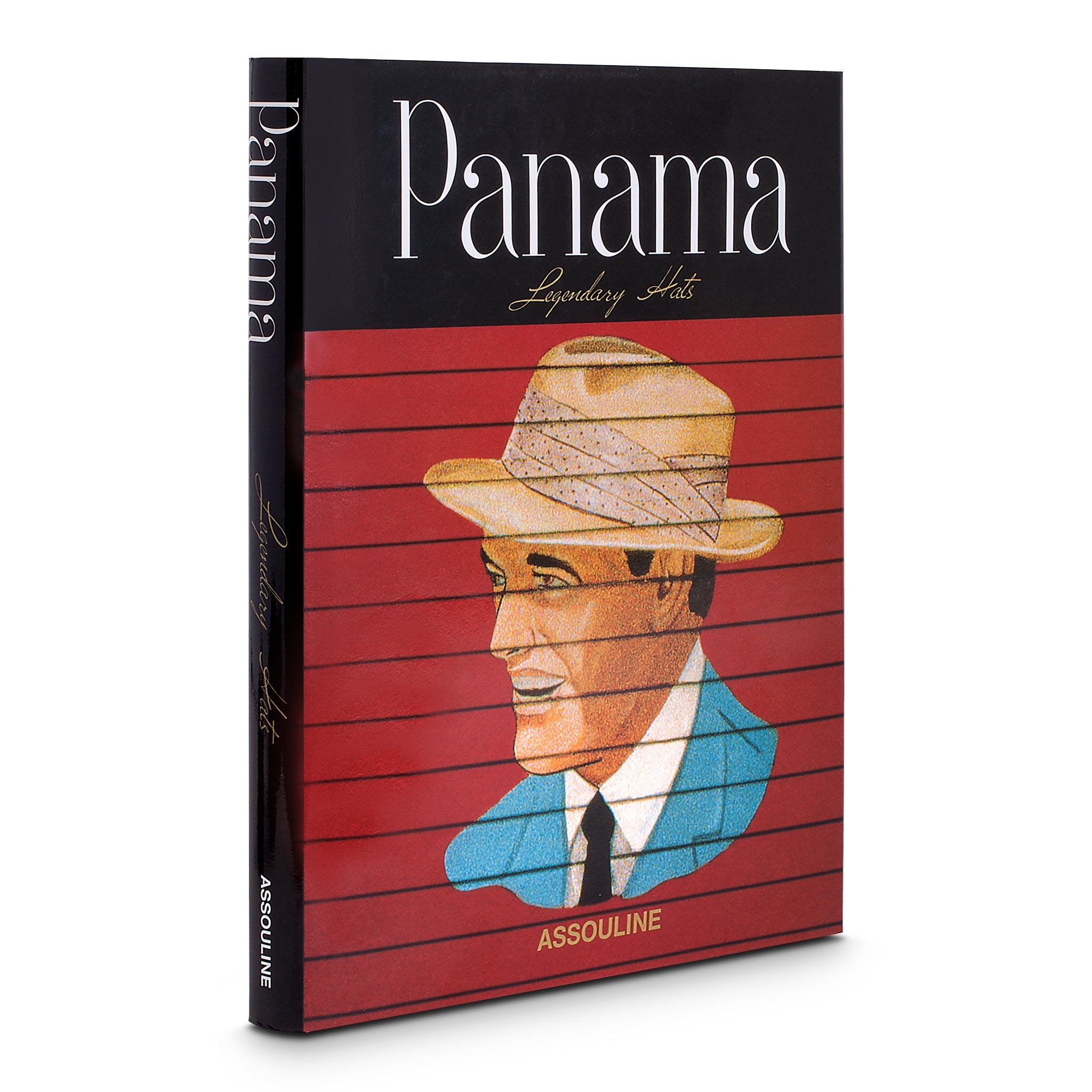 Assouline Books Panama: Legendary Hats