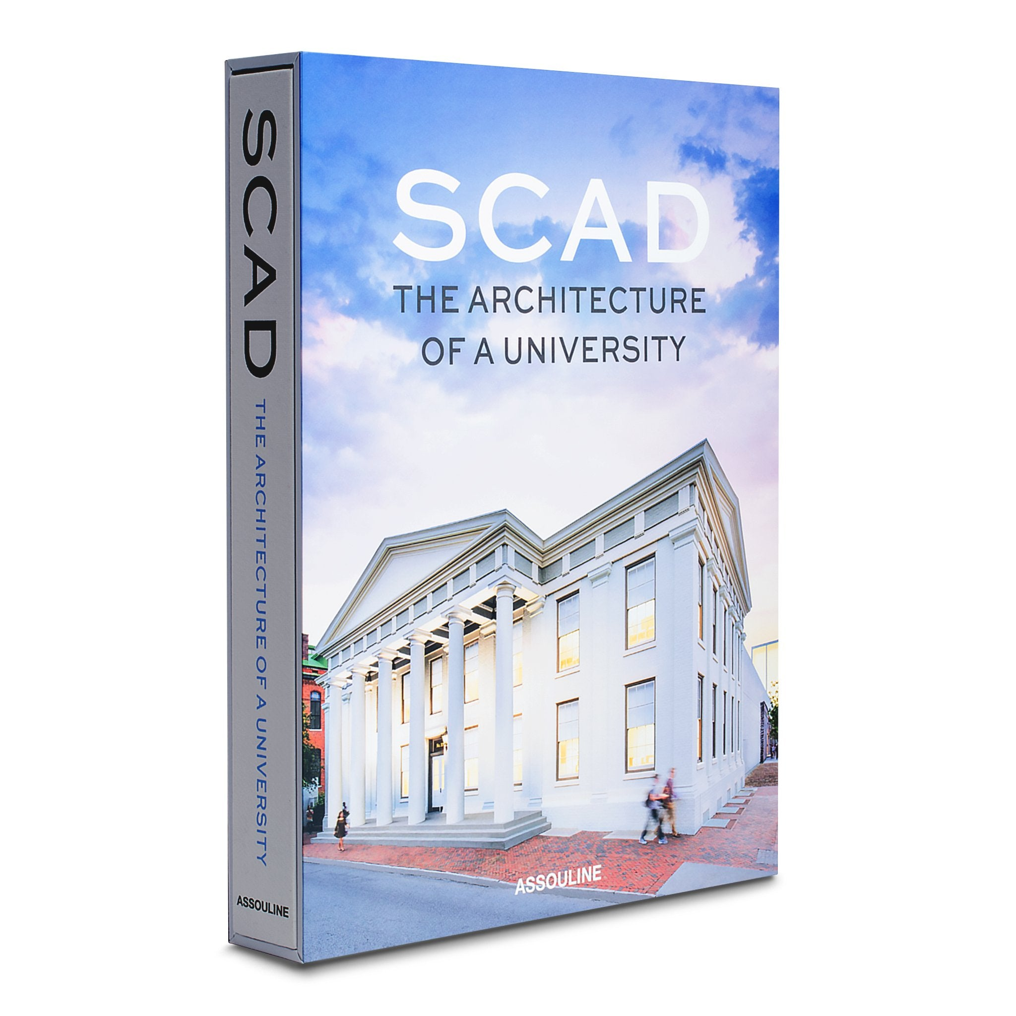 SCAD, Architecture of a University - Assouline
