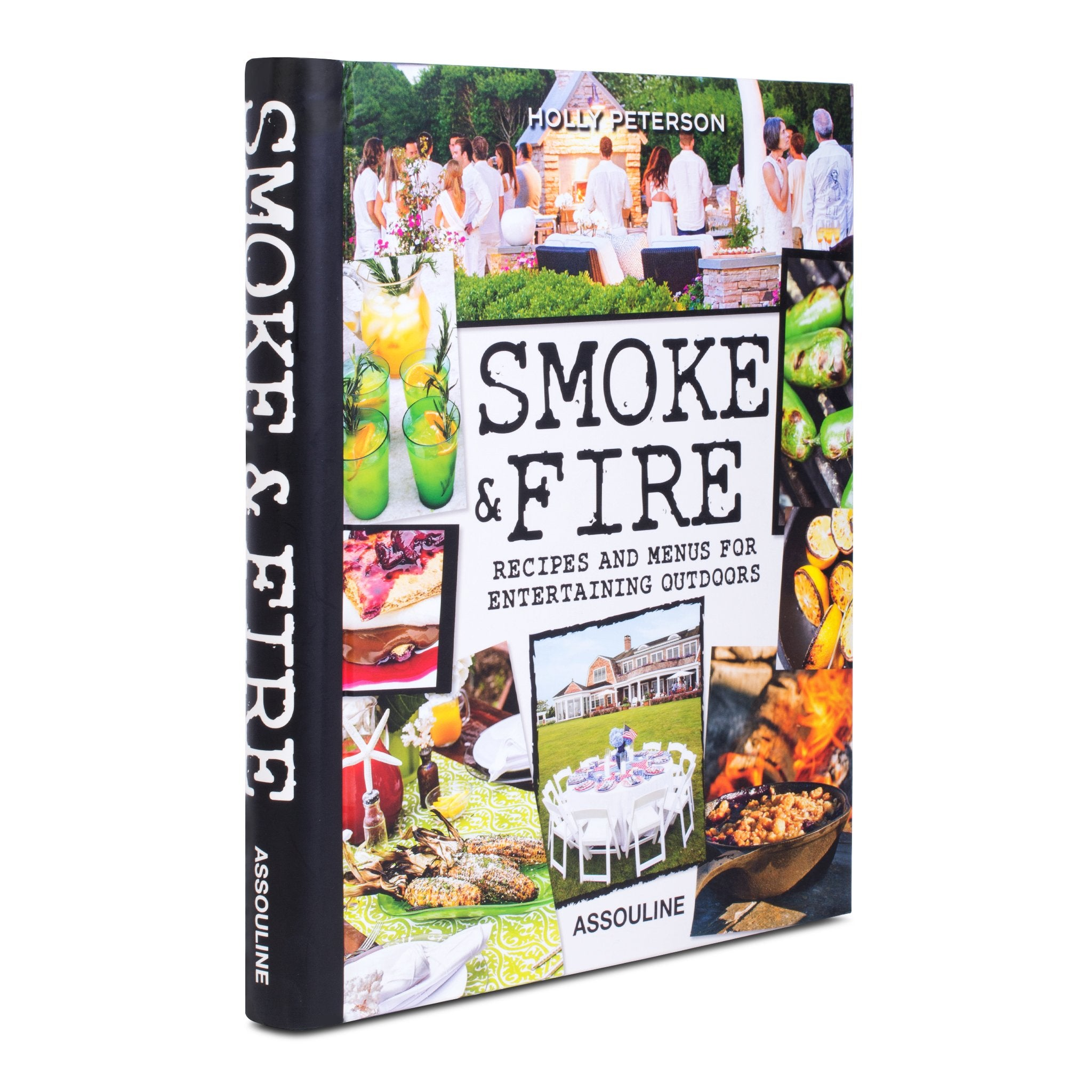 Assouline Books Smoke & Fire